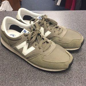 Perdóneme Interesar Ingenieros  New Balance Shoes | Womens 420 Green Sneakers | Poshmark